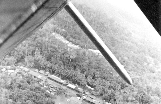 1965: Supply drop complete, a climbing turn for the next drop